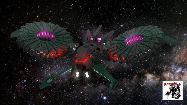 Alien Hover-drone