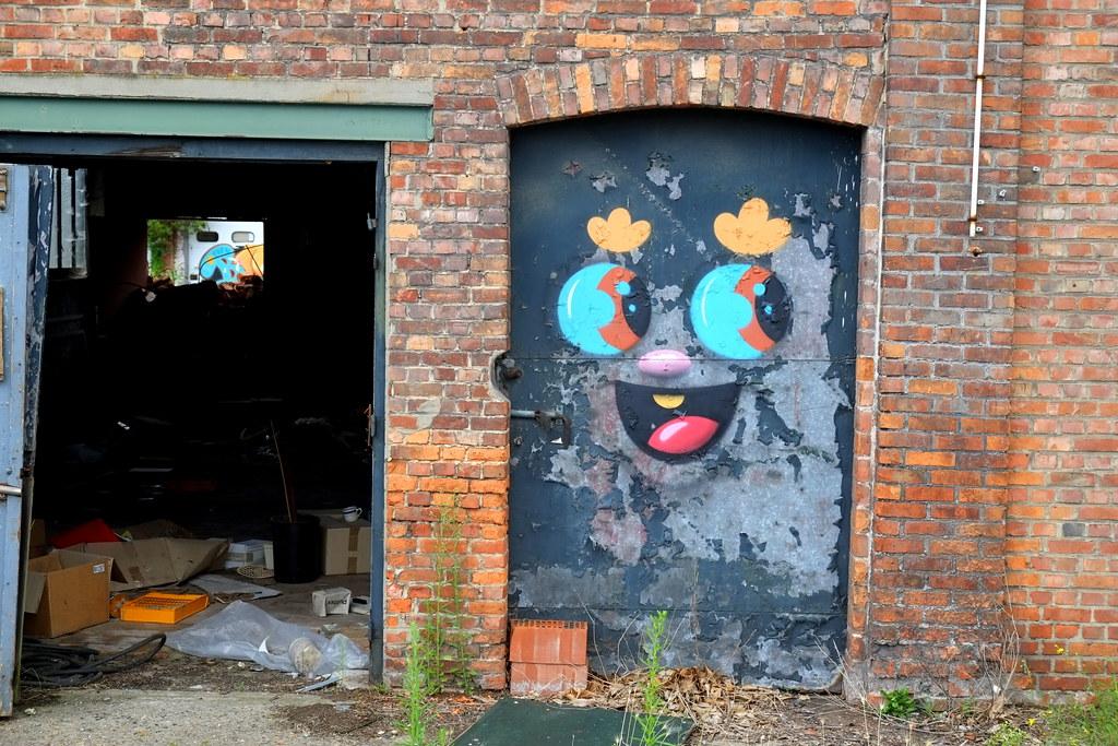 streetart   bue   ghent . belgium