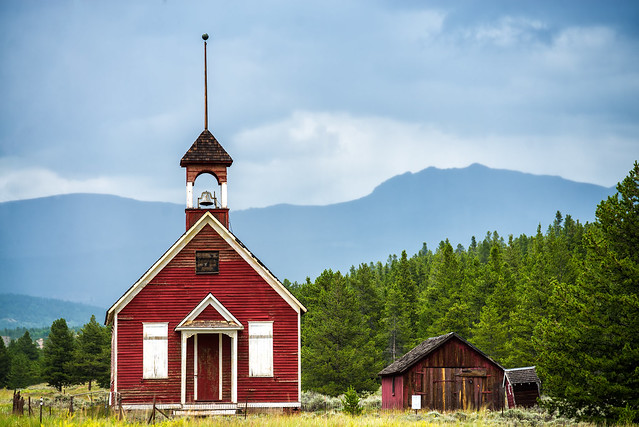 Malta School House - Leadville, CO