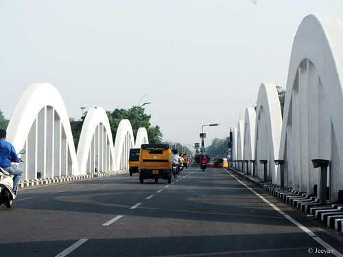 Happy Birthday Chennai (Napier Bridge)
