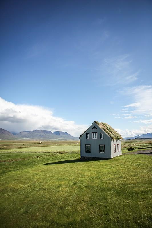 House at Glaumbær