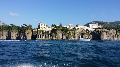 Piano di Sorrento from life of Hermann Melville