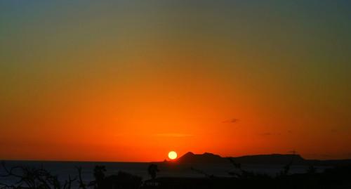 sunset zonsondergang caribbean bonaire kralendijk sabadeco caribbeannetherlands caribischnederland