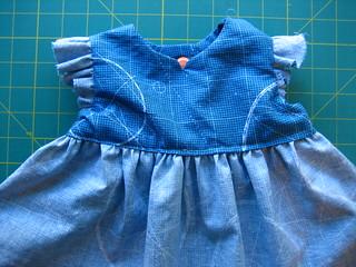 Dress lining