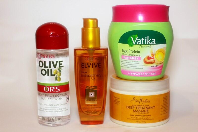 Heat Protection Oil For Hair  OM Hair