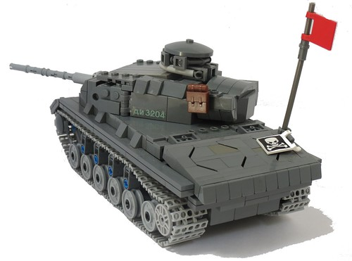 Panzer 3 H Back