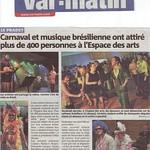 Soirée Carnaval VM 16-04-14