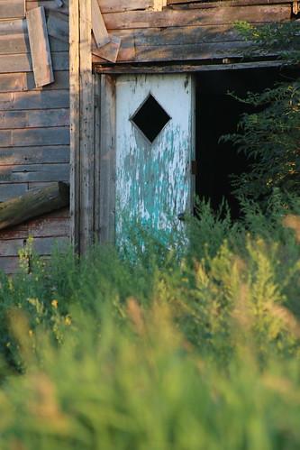 The Old Barn Door (SOTC 114/365)