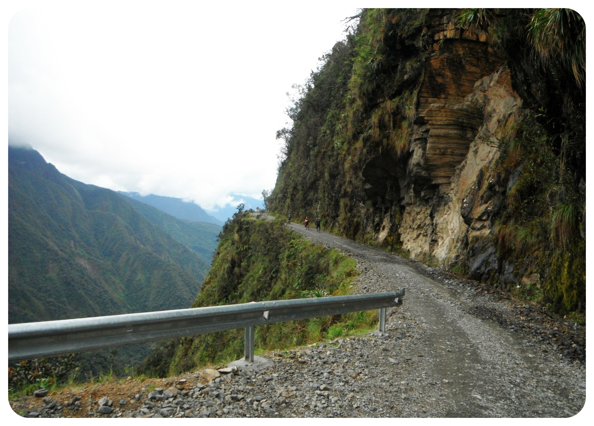 Cycling Bolivia's Death Road
