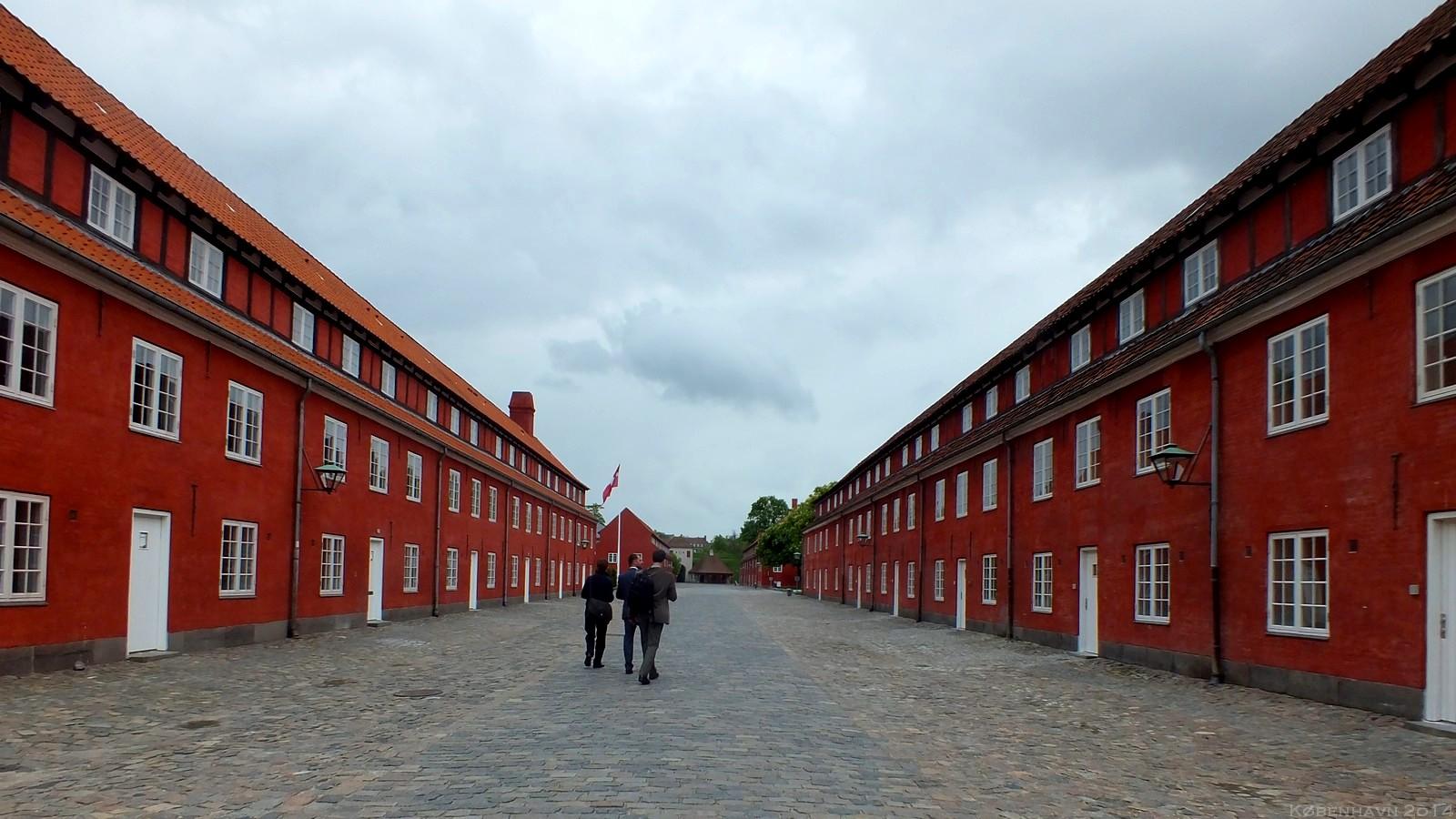 Kastellet, København, Denmark