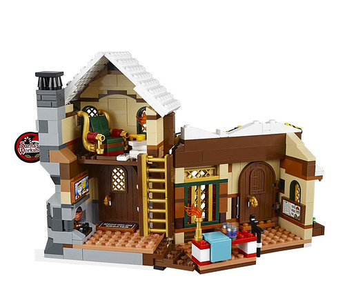 LEGO 10245 Santa's Workshop 13