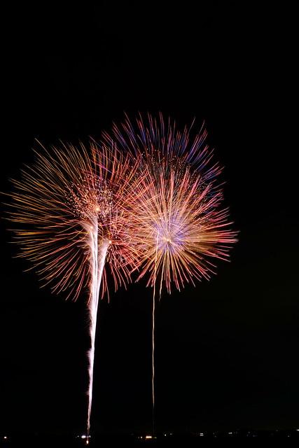 Toride Tone-River Fireworks Festival 2014 32
