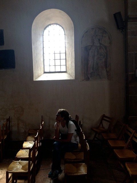 Church of Ameugny, France