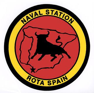 Naval Station Rota Logo