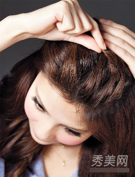 Hướng dẫn các cách tết tóc ĐẸP mà đơn giản 2