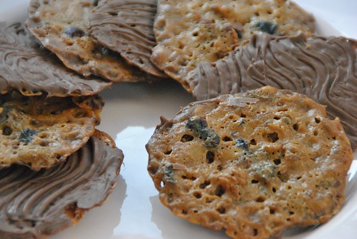 Mary Berry Great British Bake off Fudges Florentines