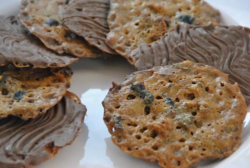 Mary Berry Great British Bake off Fudges Florentines