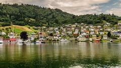 Un midi en Norvege
