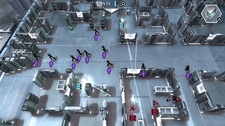 Frozen Synapse Prime on PS Vita