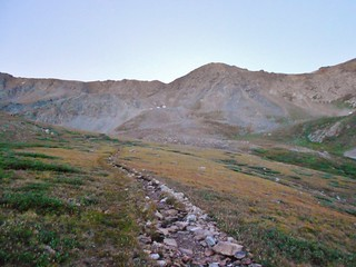 Upper Missouri Gulch - Looking South