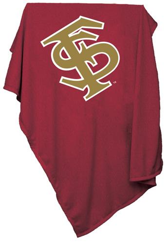 FLORIDA STATE FSU SEMINOLES NCAA Sweatshirt Blanket