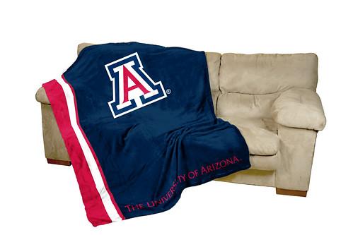 Arizona Wildcats Ultrasoft Blanket