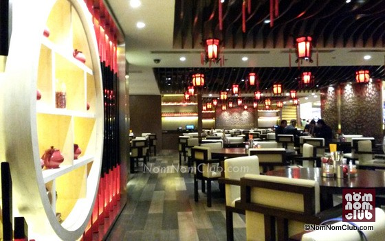 Victoria Harbour Cafe @ Resorts World Manila