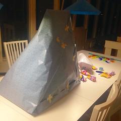 Prosjekt pakke: its a wrap! #wilmafemår #hemmelig #hurrrraaaahhh