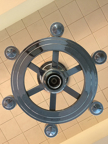 wheel light fixture