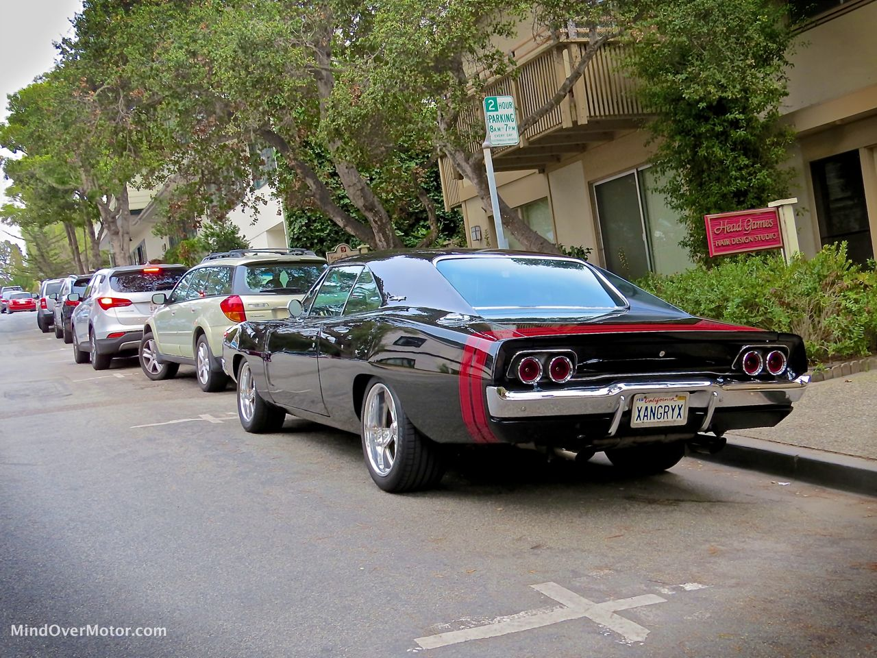 Mike Musto's Charger