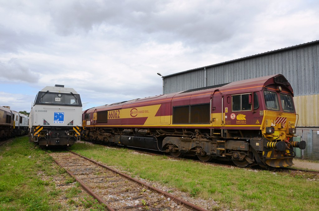 66062 Euro Cargo Rail - Alizay 19.08.14