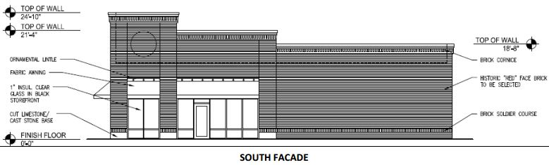 South Grand Starbucks proposal - St. Louis, MO