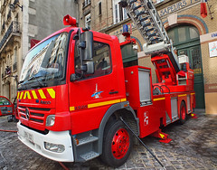 BSPP (Paris FD) - EPA 103 (Ladder 103)