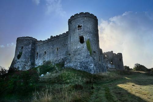 castle wales pembrokeshire carew