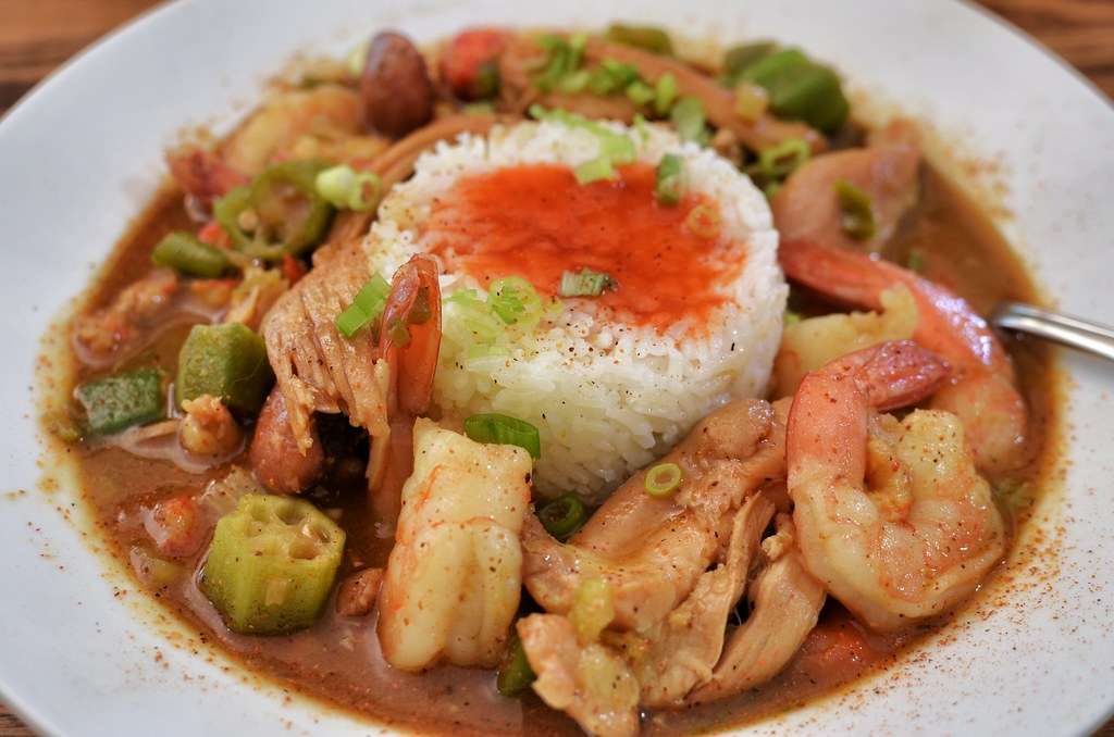 Image result for shrimp gumbo