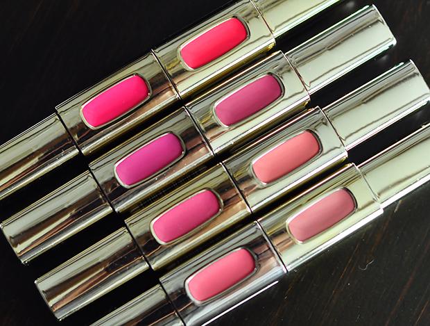 stylelab beauty blog LOreal Color Riche Extraordinaire lipsticks 4a