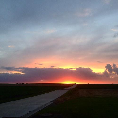 Extraordinary #sunset