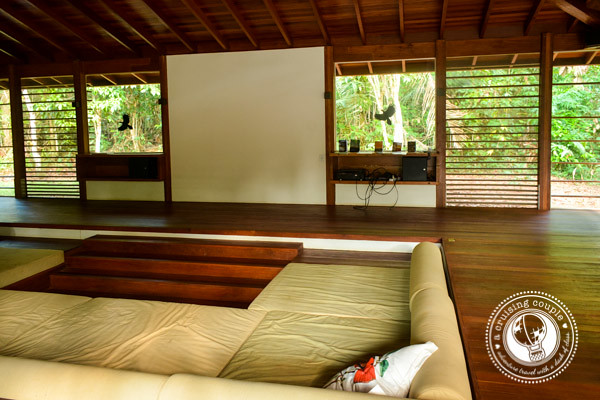 Cristalino Lodge Conference Room