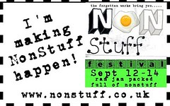 NonStuff Festival with Permaculture Scotland