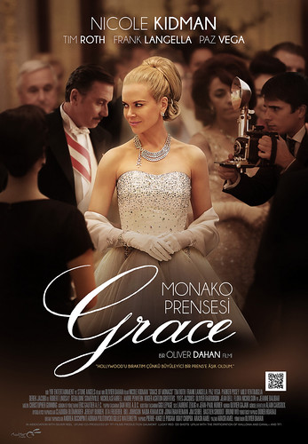 Monako Prensesi Grace - Grace of Monaco