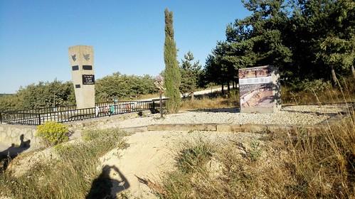 Monumento a los Caidos en los Montes de Oca