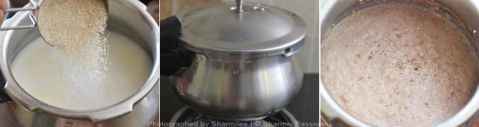 How to make kerala paal payasam - Step3