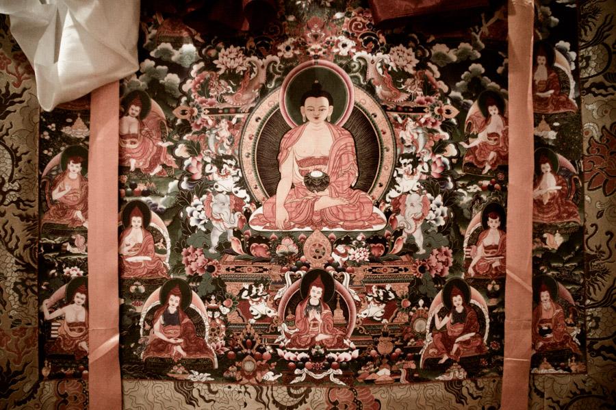 Линия учителей Гелугпа. Монастыри Ладакха (Монастыри малого Тибета) © Kartzon Dream - авторские путешествия, авторские туры в Ладакх, тревел фото, тревел видео, фототуры