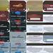 eBay Set - 65 Casino Slot Cards and 8 Casino Hotel Room Cards