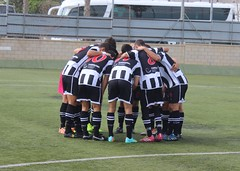 PIÑA INICIAL DEL CARTAGENA FC JUVENIL CONTRA EL TORRE LEVANTE