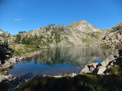 Lac du Gourg de Rabas 218