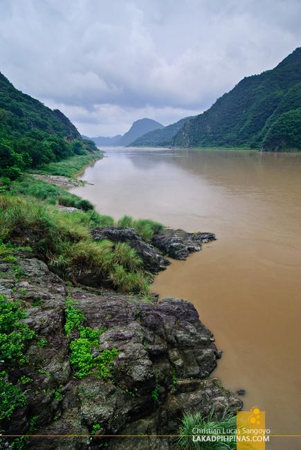 Abra River in Ilocos Sur