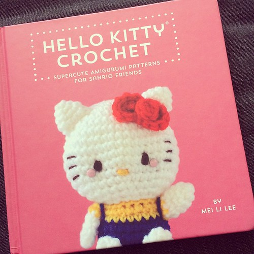 Good post day! Excited to review this new book by @amigurumei on Super Cute Kawaii soon.