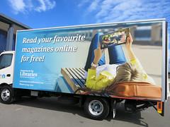 Library trucks