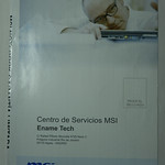 Portatil GE70 2PE MSI 61